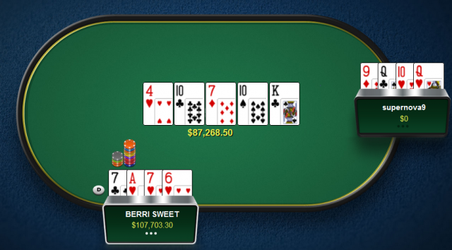Online casino what are the advantages?