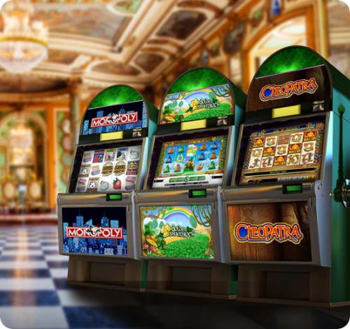 The Advancement Of Slots Goes Hand In Hand With The Advancement In The Gaming Culture!